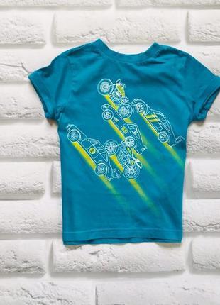 F&f стильная футболка на мальчика 2-3 года