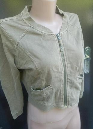 Топ бомбер куртка обмен