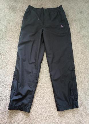 Сірі спортивні штани dunlop