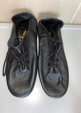 Чешки кроссовки туфли для танцев gamba jazz pro1 фото