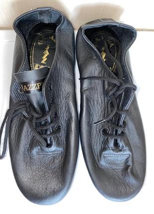 Чешки кроссовки туфли для танцев gamba jazz pro4 фото