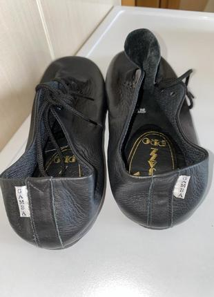 Чешки кроссовки туфли для танцев gamba jazz pro5 фото