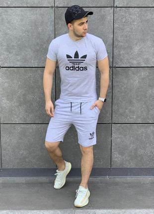 Комплект футболка+шорты1 фото