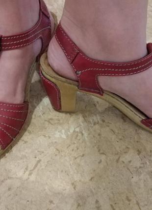 Боссоножки на каблуке, 38 размер немецкого бренда marco tozzi