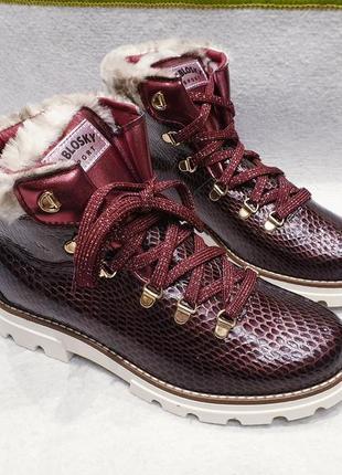 Кожаные деми ботинки pablosky  - 38