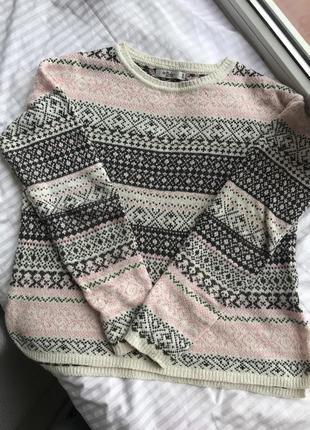 Зимовий светр colin's