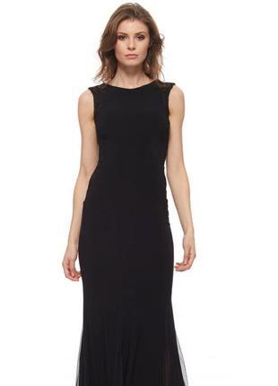 Шифоновое платье в пол фирмы roman originals англия большого размера uk 22