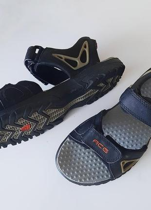 Очень крутые трекинговые брендовые  босоножки nike acg trail water hiking athletic sport