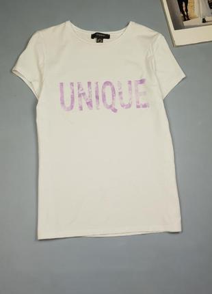 Хлопковая футболка primark p.s/m