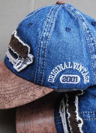 Бейсболка trucker americana original vintage 01