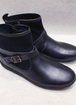 Kickers - кожаные полуботинки