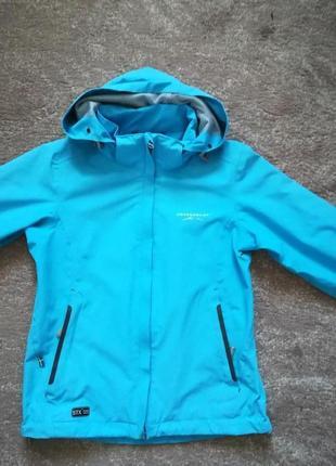 Куртка swedemount вітровка гірськолижна