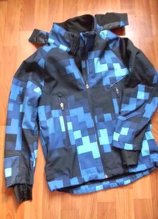 Вело куртка h&m