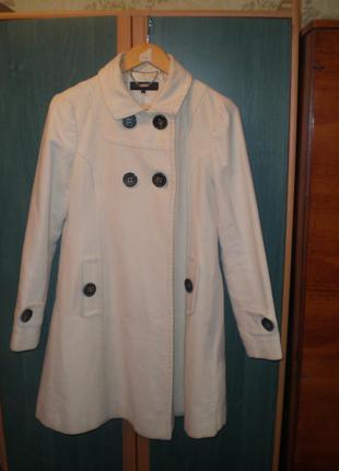 Пальто трапеция next р.м,l