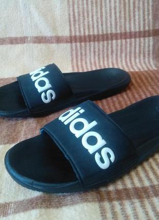 Шлепки тапки adidas