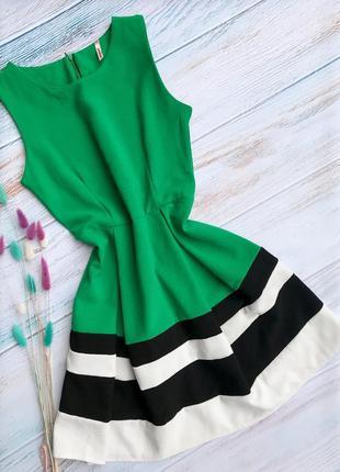 Зелена сукня, платье sweewe