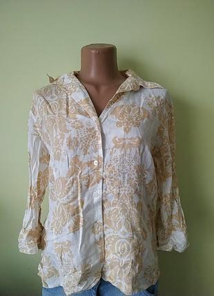 Сорочка блуза рубашка женская