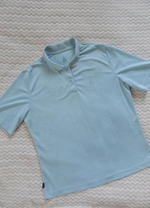 Спортивная футболка майка поло odlo оригинал!!!