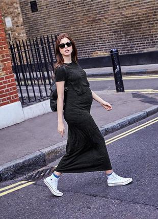 Платье для беременных и кормящих mothercare