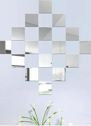 Акриловые зеркала - для креативных идей вашего интерьера.