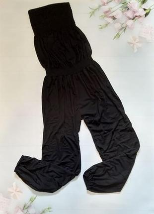 Ромпер комбинезон штанами штаны можно для беременной брючный