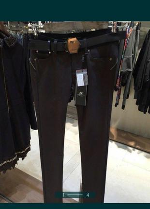 Amn, amnesia турция новые фабричные стрейчевые плотные брюки, штаны осень-весна