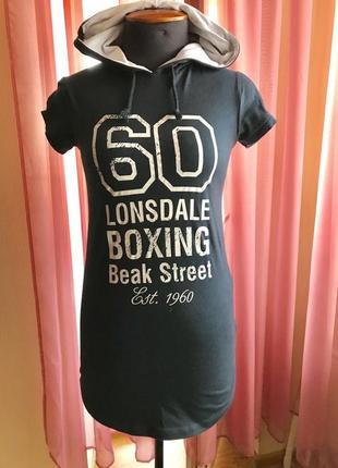 Спортивное платье  lonsdale