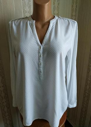 Рубашка блузка летняя esprit
