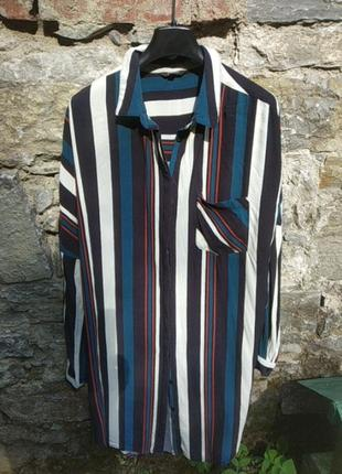 Платье рубашка mbym