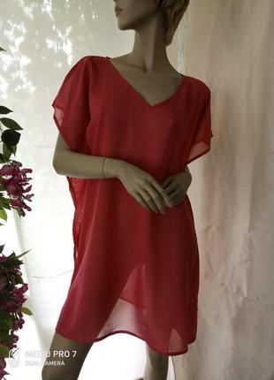 Пляжное платье парео от немецкого бренда esmara с