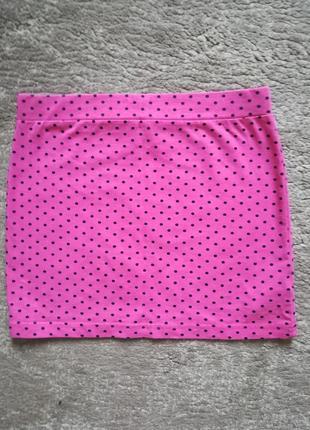 Спідниця юбка коттонова ріст 152