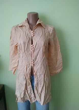 Рубашка сорочка женская блузка
