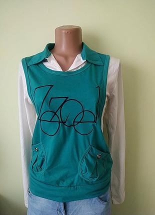 Кофта светр блузка