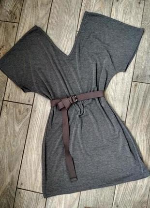 Минималистичное платье