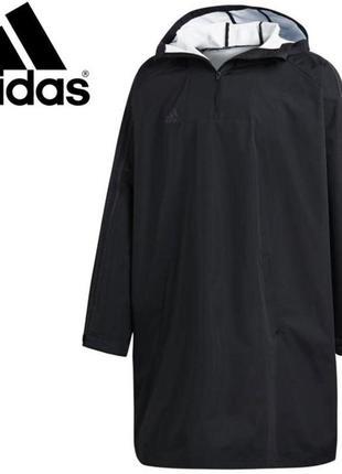 Adidas tango street пончо мужское