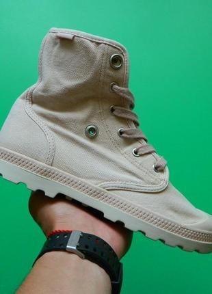 Женские ботинки palladium baggy low lp