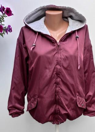 Спортивна куртка з капюшоном розмір 164 ( б-158)