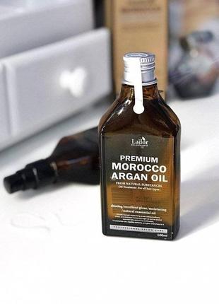 Масло для волос lador premium morocco argan hair oil 100ml