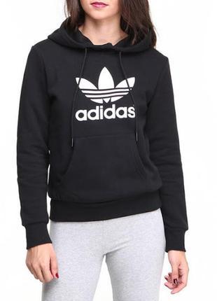 Толстовка-худи adidas с капюшоном