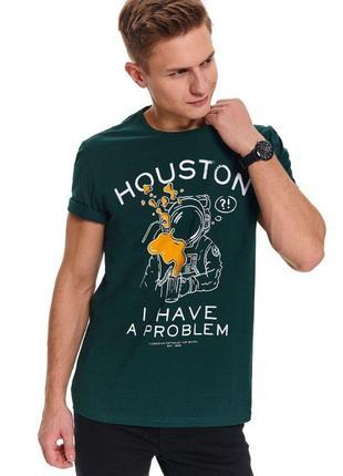 Новая трендовая футболка 100% хлопок, все размеры
