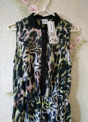 Новое платье # шифоновое платье # лёгкое платьице # george