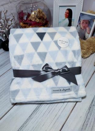 Брак!канадский брендовый плед blankets and beyond пледик одеяло