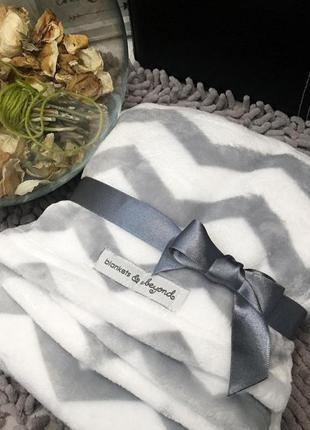Брак!канадский брендовый плед blankets and beyond пледик одеяло3 фото