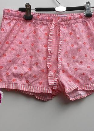 Піжамні шорти розмір 50 ( л-121)