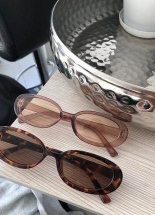 Суперстильные солнечные очки