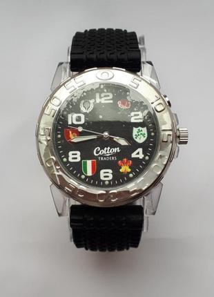 Мужские часы   cotton traders watch - регби шесть наций