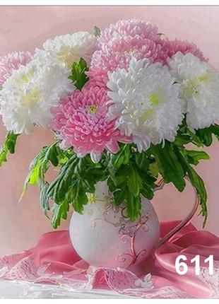 Наборы 5d картина со стразами алмазная вышивка цветы