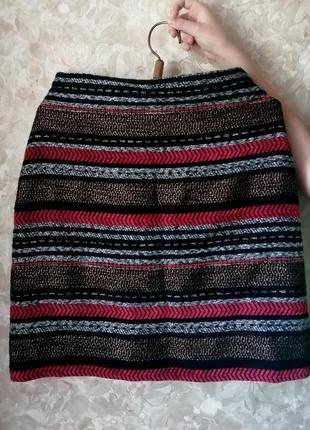 Фактурная юбка