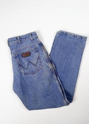 Винтажные джинсы wrangler
