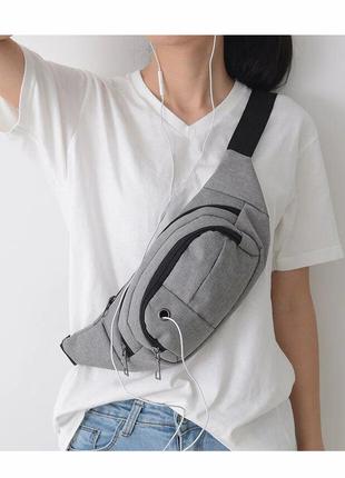 Сумка через плечо, сумка на пояс